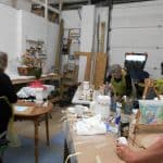 Learn to draw at drawing Workshops in Millbrook, Cornwall